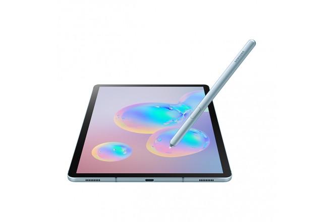 """Galaxy Tab S6 10,5"""" Pulgadas Cloud blue_9"""