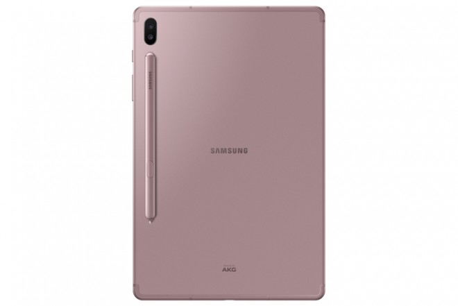 "Galaxy Tab S6 10,5"" Pulgadas Rose blush_6"