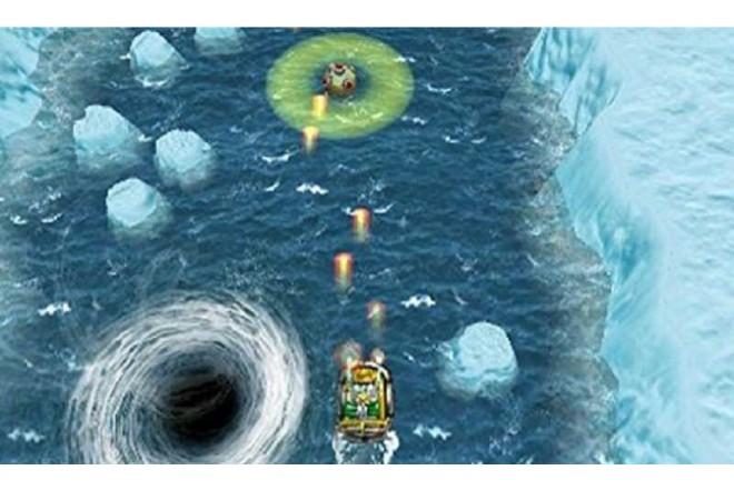 Videojuego 3DS Sonic Boom: Fire & Ice