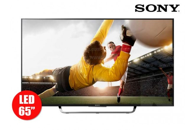 "Tv65 ""164 cm LED SONY 65X857C 4K Internet"