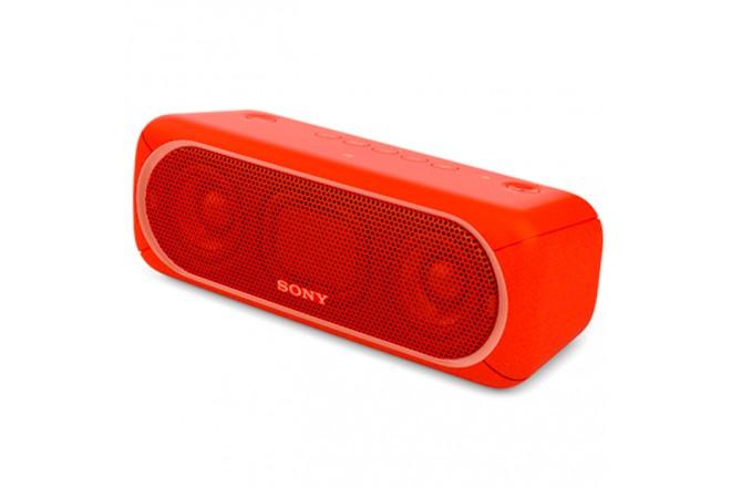 Parlante SONY SRS-XB30 40W Rojo