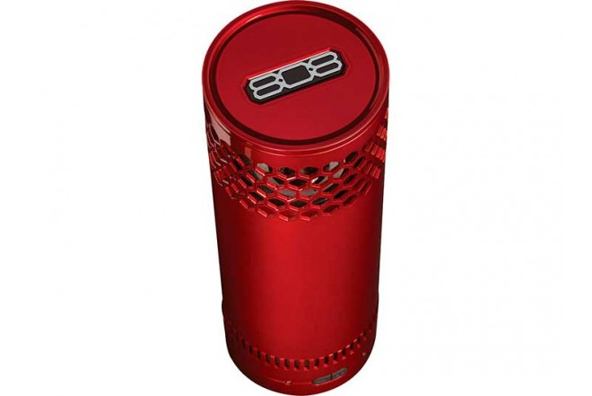 Parlante Bluetooth 808 SP890 Rojo