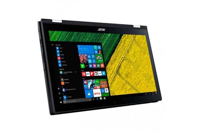 """Convertible 2 en 1 ACER - SP315-51-788Y - Intel Core i7 - 15.6"""" Pulgadas - Disco Duro 1TB – Negro"""