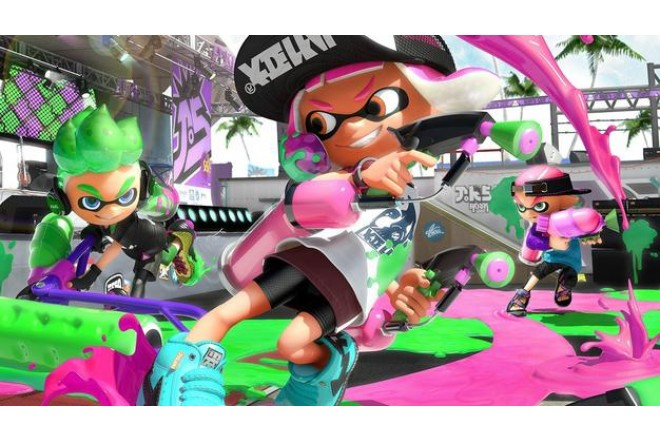Videojuego SWITCH Splatoon 2-3