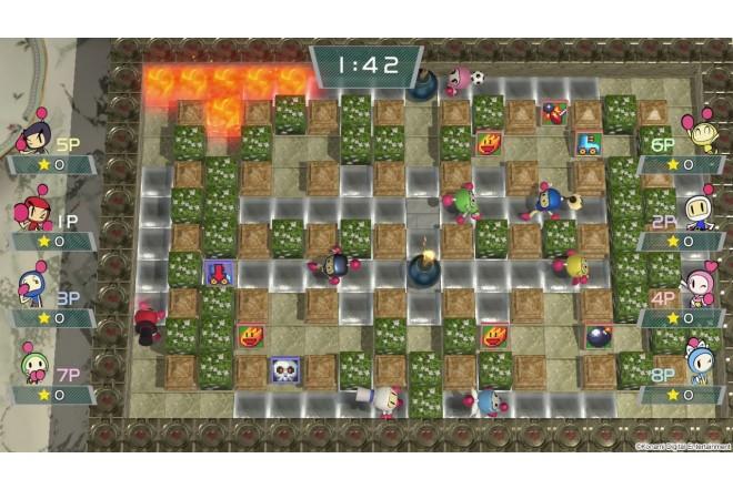 Videojuego PS4 Super Bomberman R-4