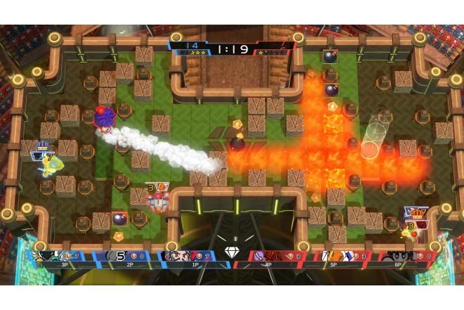 Videojuego PS4 Super Bomberman R