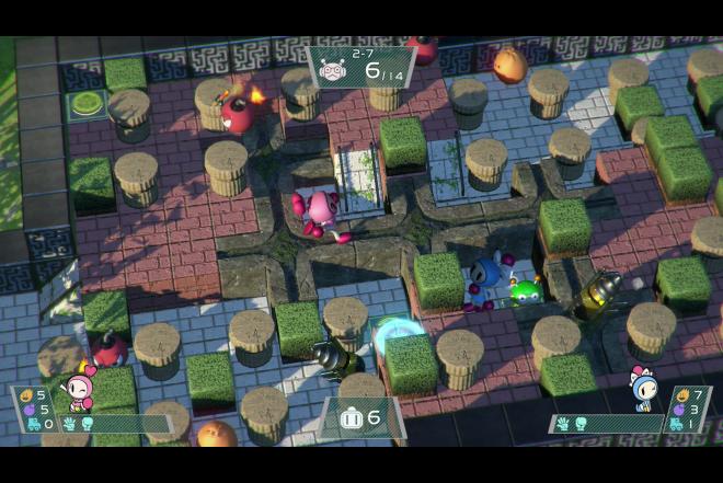 Videojuego PS4 Super Bomberman R-3