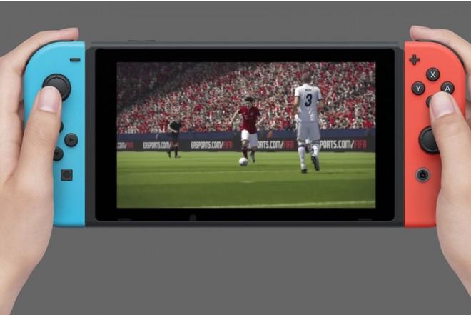 Videojuego SWITCH FIFA 18-c