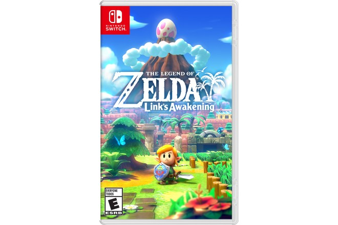 Juego Switch Zelda Links Awakening 1
