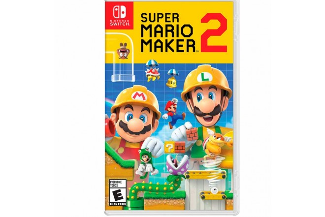 Juego Switch Super Mario Maker 1