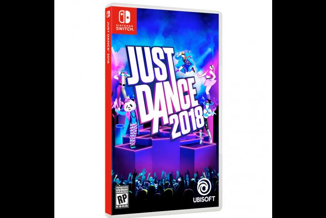 Videojuego Nintendo Switch Just Dance 2018 Alkosto Tienda Online