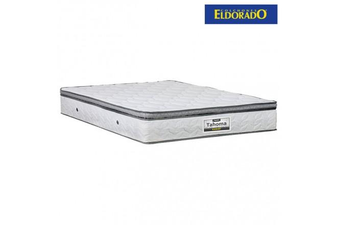 Colchón ELDORADO Doble Tahoma 140x190 cms Resortado