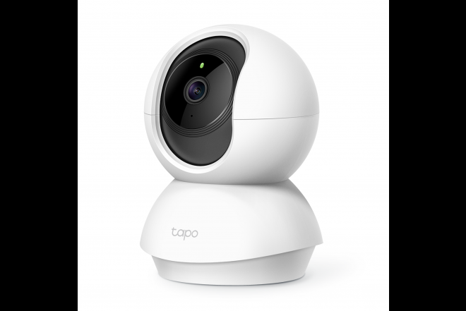 Cámara de Seguridad Panorámica Interior Dia/Noche Tapo C200 1080p 1