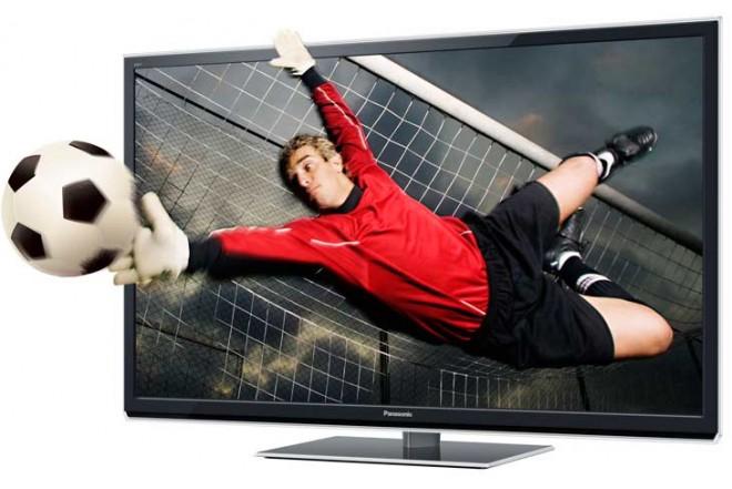 "TV 50"" Plasma PANASONIC 50ST50 FHD 3D"