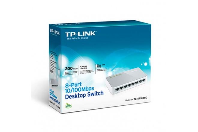 Switch TP-LINK 8 Puertos