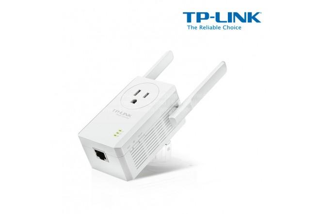 Extensor TPL Wifi 2 Antenas 300Mbps