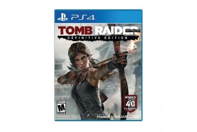 Videojuego PS4 Tomb Raider: Definitive Edition