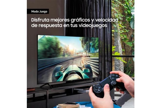 "TV SAMSUNG 50"" Pulgadas 127 cm 50TU7000 LED 4K-UHD Plano Smart TV 3"