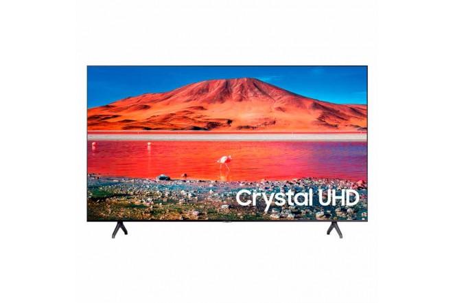 "TV SAMSUNG 50"" Pulgadas 127 cm 50TU7000 LED 4K-UHD Plano Smart TV 6"