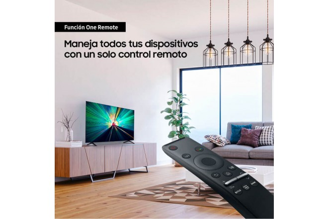 "TV SAMSUNG 58"" Pulgadas 147 cm 58TU7000 LED 4K-UHD Plano Smart TV 3"