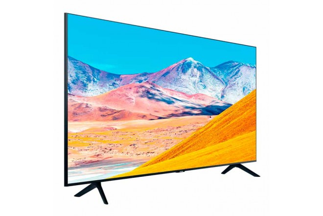 "TV SAMSUNG 65"" Pulgadas 165 Cm 65TU8000 LED 4K-UHD Plano Smart TV 7"