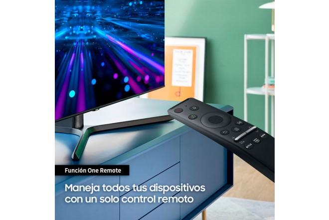 "TV SAMSUNG 55"" Pulgadas 139 Cm 55TU8500 LED 4K-UHD Plano Smart TV Crystal 3"