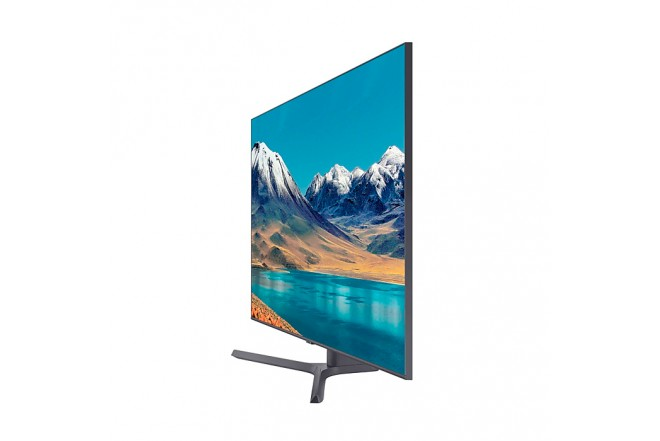 "TV SAMSUNG 55"" Pulgadas 139 Cm 55TU8500 LED 4K-UHD Plano Smart TV Crystal 10"