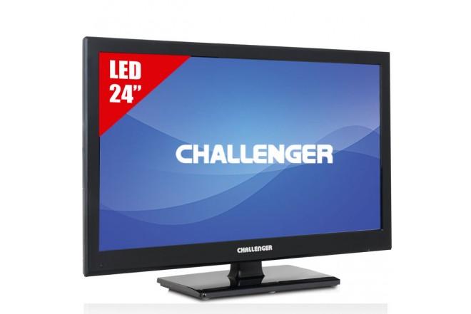 "TV 24"" LED CHALLENGER 24K26 HD Alkosto Tienda Online"