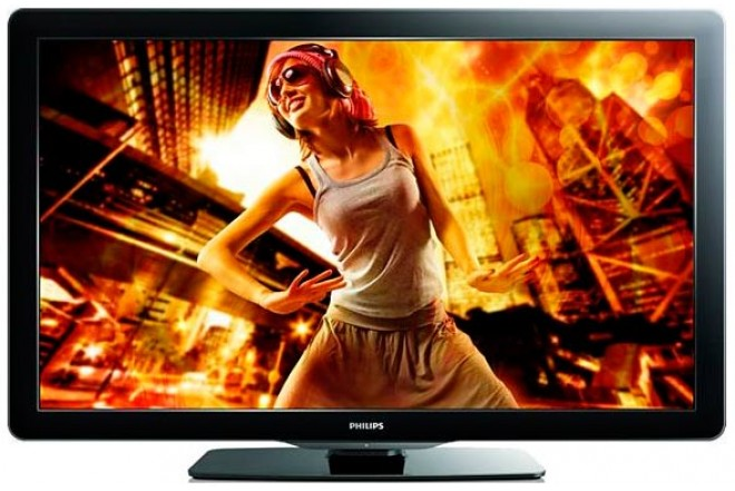 "TV 55"" LCD PHILIPS 55PFL3907 FHD"
