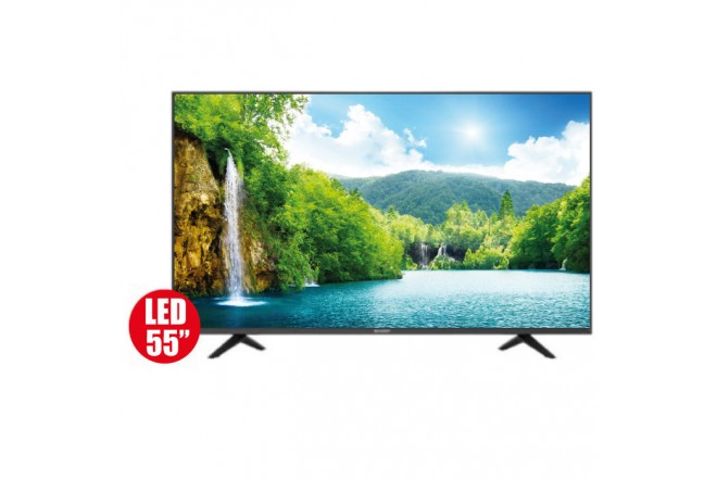 "Tv 55"" 139 cm SHARP LED 55N6000 UHD"