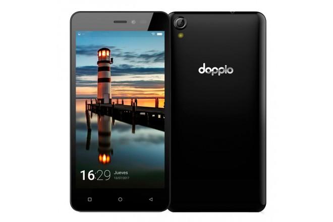 Celular Libre Doppio Venture DS 3G Negro