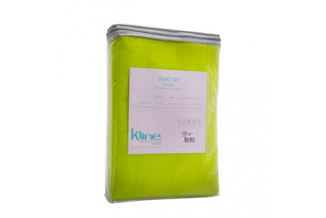 Duvet K-LINE Doble Verde 144 hilos