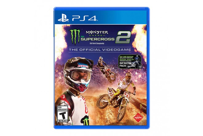 Juego PS4 Monster Energy Supercross 2 1