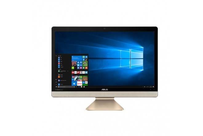 "PC All in One ASUS V221 Celeron 4GB 21.5"" Negro"
