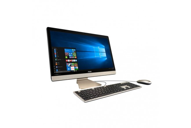 """PC All in One ASUS V221 Celeron 4GB 21.5"""" Negro"""