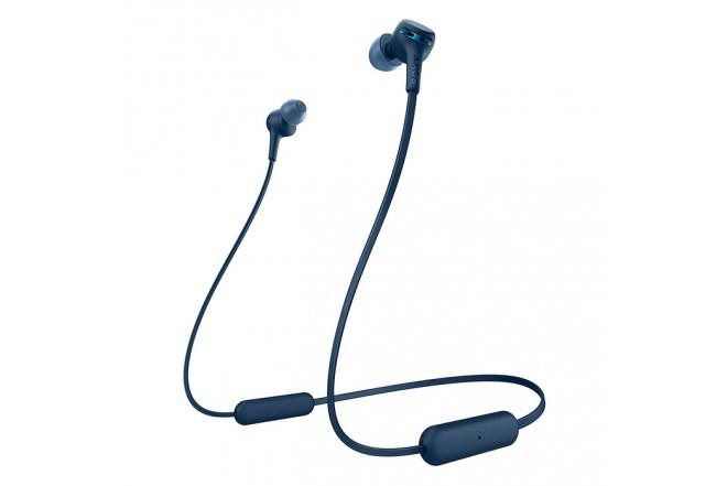 Audífono Sony Bluetooth Inear WI-XB400 Azul