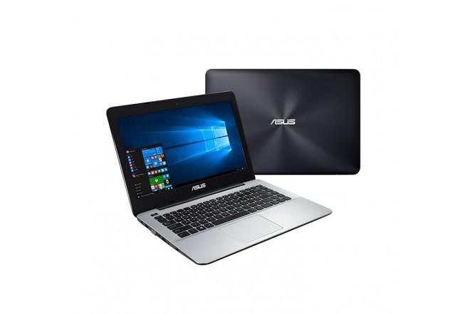 """Portátil ASUS X455LA 14"""" Core™ i3 Negro"""
