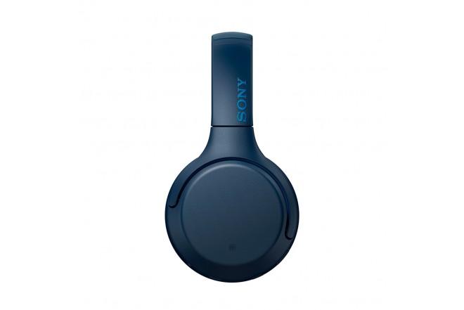 Audífono SONY Bluetooth OnEar WH-XB700 Azul 4