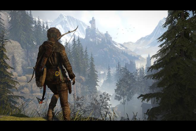 Videojuego XBOX 360 Rise of the Tomb Raider