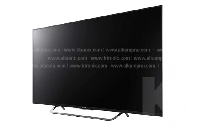 tv 49 123 cm led sony 49x837 4k internet alkosto tienda online. Black Bedroom Furniture Sets. Home Design Ideas
