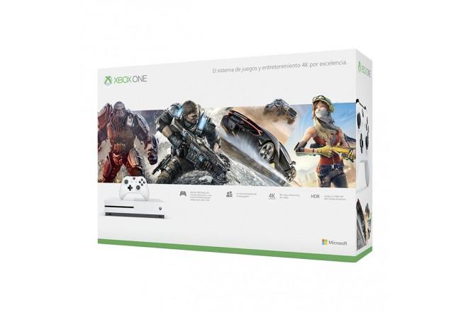 Consola XBOX ONE S 500GB + Forza Horizon 3 + 3 Meses XBOX Live-4