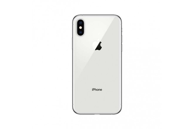Celular IPHONE XS 64 GB 4G Plata