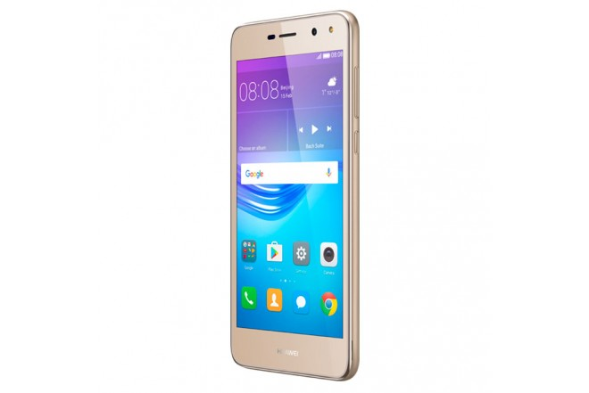 Celular Libre HUAWEI Y5 DS Dorado 4G