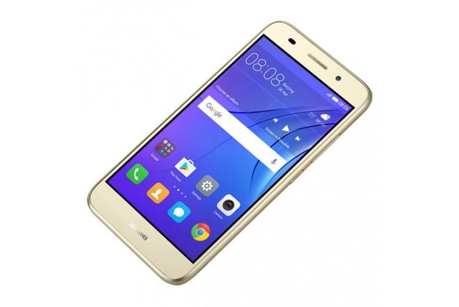 Celular Libre HUAWEI Y5 Lite 2017 Ds Dorado 4G
