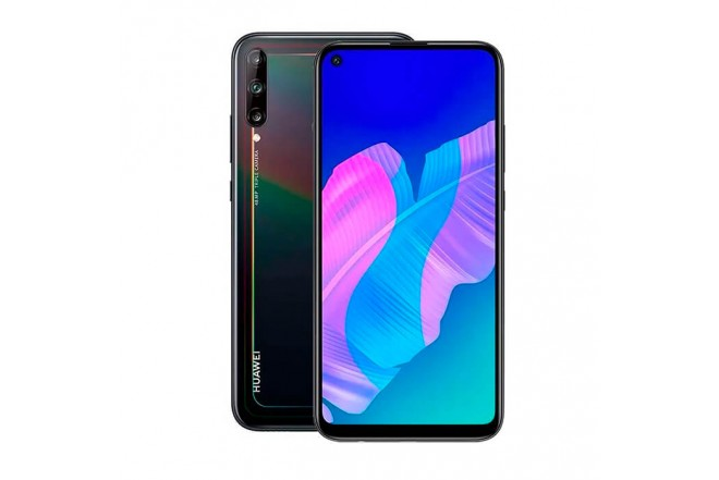 Celular HUAWEI Y7P 64GB Negro - Midnight Black-1