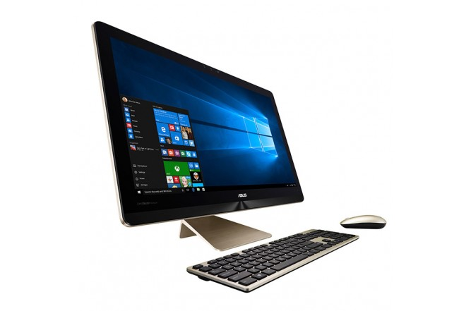 "PC All in One ASUS Z240I Core i7 24"" Dorado UHD"