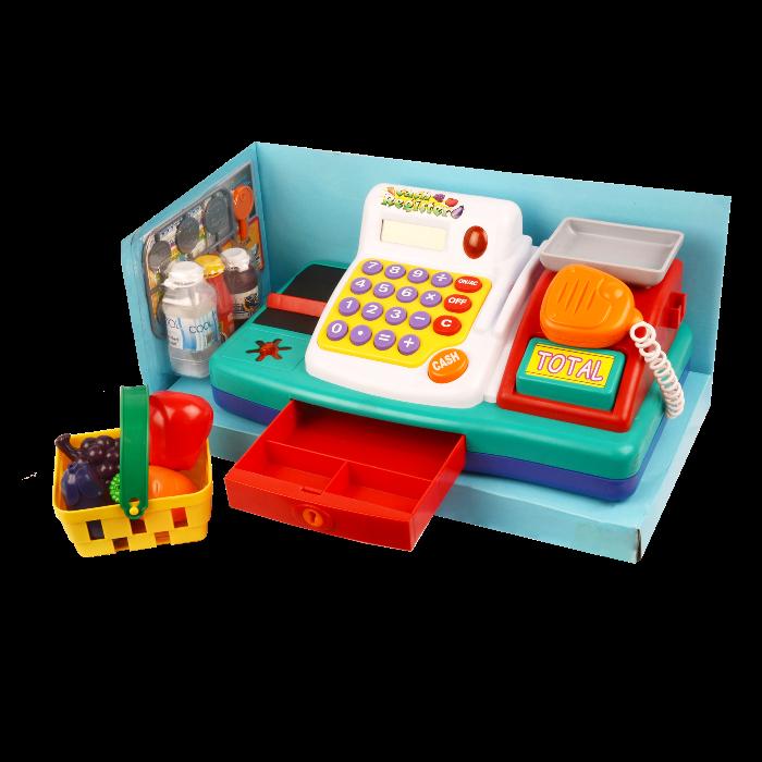 Caja registradora supermarket check out alkosto tienda online - Caja registradora juguete ...