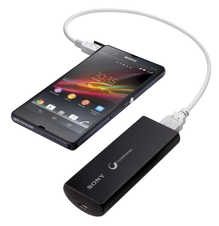 Pilas recargables para celular las mejores