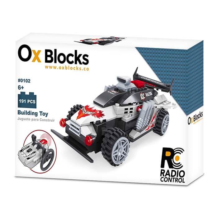 Ox Blocks Carro Carreras 191 Pcs Alkosto Tienda Online