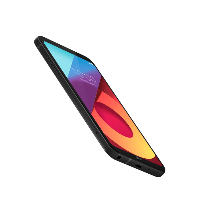Celular Libre LG Q6 ALPHA SS 4G Negro Alkosto Tienda Online